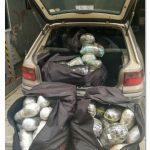 Εξαρθρώθηκε εγκληματική ομάδα στην Καστοριά που διακινούσε ποσότητα ακατέργαστης κάνναβης 87 κιλών-Κατασχέθηκαν  4.650  ευρώ, 5  Ι.Χ.Ε. αυτοκίνητα και  11  κινητά τηλέφωνα  (Φωτογραφίες)