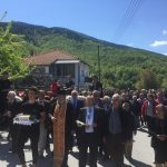 Η υποδοχή  των λειψάνων του Οσίου Νικάνορα στην Ελάτη του Δήμου Σερβίων – Βελβεντού (Φωτογραφίες)