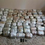 Συνελήφθη 29χρονος   σε περιοχή της Καστοριάς για διακίνηση ποσότητας ακατέργαστης κάνναβης  98 κιλών και  210 γραμμαρίων (Φωτογραφίες)