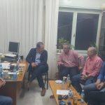 kozan.gr: Με τον Μ. Δημητριάδη συναντήθηκε το σωματείο εργαζομένων της ΔΕΗ «Ένωση» (Φωτογραφία)