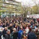 kozan.gr: Ώρα 18:00: Οι πρώτες εικόνες από το συλλαλητήριο στην Πτολεμαίδα, ενάντια στην πώληση μονάδων της ΔΕΗ (Bίντεο & Φωτογραφίες)