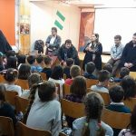 Ο Σύλλογος Ατόμων με Αναπηρία ΠΕ Κοζάνης στο 11ο Δημοτικό Σχολείο Koζάνης (Φωτογραφίες)