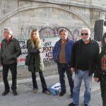 kozan.gr: Εργατική Λέσχη Κοζάνης από την κεντρική πλατεία της πόλης: «Έρχονται να σφαγιάσουν τον Ελληνικό λαό και να προωθήσουν μια νέα οικονομική λαίλαπα» (Βίντεο)