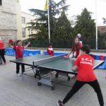 kozan.gr: Γέμισε ρακέτες, της επιτραπέζιας αντισφαίρισης, η κεντρική πλατεία της Κοζάνης (Bίντεο & Φωτογραφίες)
