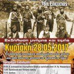 """Πτολεμαΐδα: Εορτασμός της 76ης επετείου για την """"Μάχη της Κρήτης"""", την Κυριακή 28 Μαΐου"""