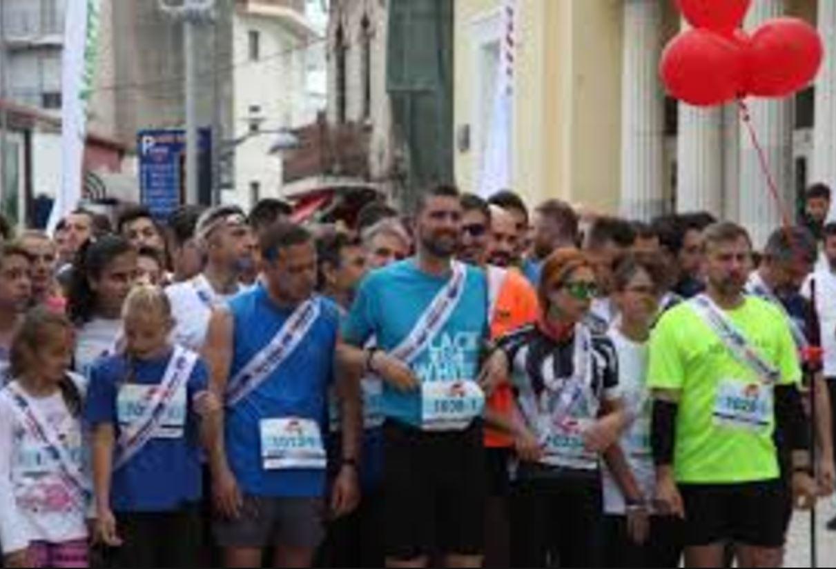 "kozan.gr: : Κυκλοφοριακές ρυθμίσεις, την Κυριακή 21/05/2017, στην πόλη της Κοζάνης λόγω της διεξαγωγής της σκυταλοδρομίας ""Βίκος Street Relays"""