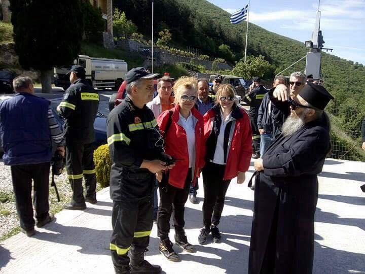 kozan.gr: Άσκηση, με πραγματικά μέσα, σε δασική περιοχή της Τ.Κ. Εράτυρας του δήμου Βοΐου, πραγματοποίησε, σήμερα 19/5, η ΠΕ.ΠΥ.Δ. Δυτ. Μακεδονίας (Φωτογραφίες)