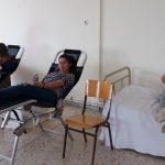 Ολοκληρώθηκε με μεγάλη επιτυχία η τρίτη εθελοντική αιμοδοσία  μαθητών της Σχολής ΕΠΑ.Σ ΟΑΕΔ Μαθητείας Κοζάνης