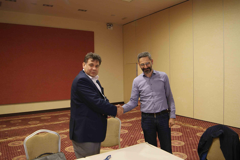 Υπεγράφη η Σύμβαση μεταξύ του Δήμου Κοζάνης και της ΕΤΒΑ ΒΙ.ΠΕ. Α.Ε.  για τη δημιουργία Επιχειρηματικού Πάρκου στην Κοζάνη (Bίντεο-Φωτογραφίες)