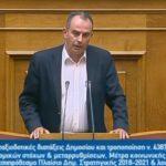 Ο πρόεδρος της ΓΕΝΟΠ/ΔΕΗ Γιώργος Αδαμίδης στη Βουλή: «Καλούμε την κυβέρνηση να κάνει δημοψήφισμα για τη ΔΕΗ» – Τι είπε για την απόφαση του Ευρωδικαστηρίου, που επικαλείται η κυβέρνηση ως την αιτία για την πώληση λιγνιτικών μονάδων της ΔΕΗ (Βίντεο)