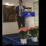 Eισηγητής σε διήμερο Συνέδριο για το νόμο για τον εξωδικαστικό μηχανισμό (ν. 4469/2017 για τα 'κόκκινα' επιχειρηματικά δάνεια), ο Γ. Θεοφύλατος (Δελτίο τύπου)