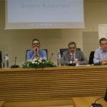 Π. Κουκουλόπουλος: «Η βιβλιοθήκη μας δείχνει το δρόμο»