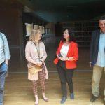 kozan.gr: Στους χώρους του νέου κτηρίου της δημοτικής βιβλιοθήκης Κοζάνης ξεναγήθηκε η πρώην Υπουργός Παιδείας (Φωτογραφίες)