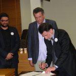 kozan.gr: Υπεγράφη η συνεργασία της Κοβενταρείου Βιβλιοθήκης Κοζάνης με την Εθνική Βιβλιοθήκη Ελλάδος (Φωτογραφίες & Βίντεο)