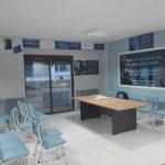 kozan.gr: Αυτά είναι τα ανακαινισμένα γραφεία της ΝΟΔΕ Κοζάνης (Φωτογραφίες)