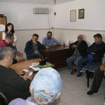 Στην Τοπική Κοινότητα  Κοντοβουνίου βρέθηκε την Τετάρτη 10/5,  ο Δήμαρχος Κοζάνης Λευτέρης Ιωαννίδης (Φωτογραφίες)