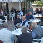 Μια συγνώμη ζητήθηκε από το δήμαρχο Σερβίων – Βελβεντού για την ανυπαρξία στην αντιμετώπιση των προβλημάτων της κοινότητας, στη Λαϊκή Συνέλευση στο Μικρόβαλτο