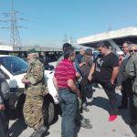 kozan.gr: Ώρα 10:30 π.μ.: Συμβολική παράσταση διαμαρτυρίας από περιφερειακούς συμβούλους της αντιπολίτευσης στην πύλη του ΑΗΣ Αγ. Δημητρίου
