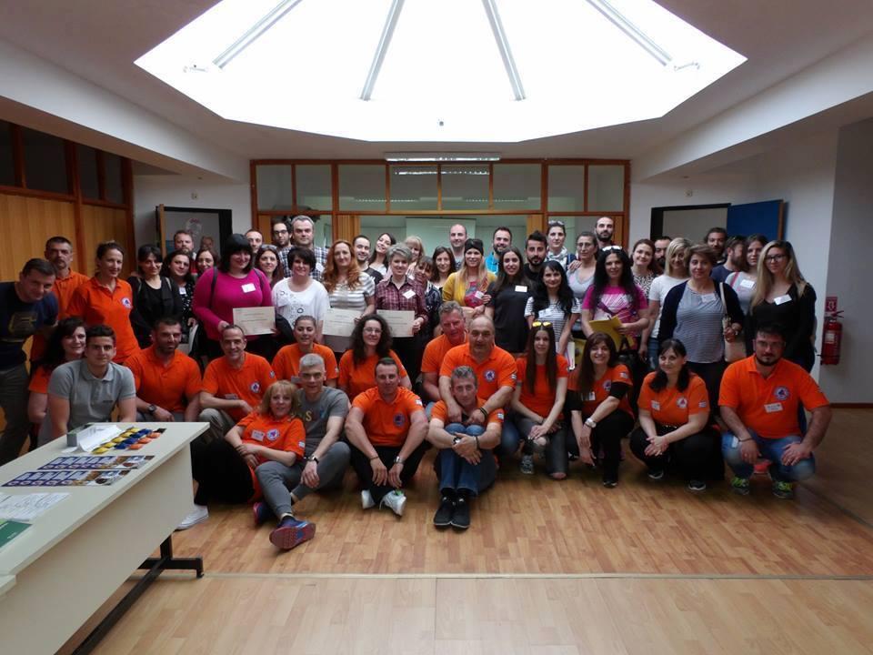 Ευχαριστήριο της Εθελοντικής Διασωστικής Ομάδας Πτολεμαΐδας
