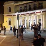 kozan.gr: Ώρα 23:50: Πανηγυρισμοί, στην Κοζάνη, από φιλάθλους του ΠΑΟΚ για την κατάκτηση του κυπέλλου Ελλάδος στο ποδόσφαιρο (Βίντεο)