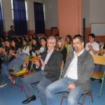 kozan.gr: «Ημέρα Ορθογραφίας», διοργάνωσε σήμερα Σάββατο 6 Μαΐου, στην αίθουσα εκδηλώσεων του 8ου Γυμνασίου ο Σύνδεσμος Φιλολόγων Κοζάνης (Φωτογραφίες & Βίντεο)