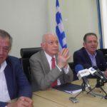 kozan.gr: Ο Δ. Παπαδημητρίου, Υπουργός Οικονομίας, απαντά σε ερώτηση του kozan.gr, σχετικά με τις δηλώσεις του Προέδρου της ΓΕΝΟΠ/ΔΕΗ, Γιώργου Αδαμίδη πως: «είναι ψέματα και δικαιολογία της κυβέρνησης ότι αναγκάζεται να πουλήσει λιγνιτικές μονάδες λόγω της απόφασης του ευρωδικαστηρίου»: «Αυτή είναι η γνώμη του κυρίου… πως τον ονομάσατε; Ο κύριος αυτός δεν έχει τη δυνατότητα να ξέρει τι σημαίνει διαπραγμάτευση. Εγώ όμως ξέρω» (Bίντεο)