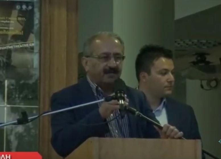 kozan.gr: H ομιλία του δημάρχου Εορδαίας, Σάββα Ζαμανίδη, στο συλλαλητήριο για την ΔΕΗ, στη Μεγαλόπολη (Βίντεο)