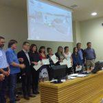 kozan.gr: Βραβεύτηκαν, από το δημοτικό συμβούλιο Κοζάνης, οι μαθητές του 5ου Γυμνασίου της πόλης, για την κατάκτηση της 1ης θέσης στο διαγωνισμό-εκστρατεία με τίτλο «Ecomobility 2016-2017» (Φωτογραφίες & Βίντεο)