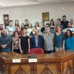 kozan.gr: Με αντιπροσωπεία Γερμανών μαθητών και καθηγητών συναντήθηκε ο δήμαρχος Εορδαίας (Φωτογραφίες & Βίντεο)