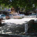 Εργασίες συντήρησης, με πρωτοβουλία της Δημοτικής Κοινότητας Κοζάνης, πραγματοποιούνται στην πλατεία Μανόλη Αναγνωστάκη από την Τεχνική Υπηρεσία του Δήμου Κοζάνης