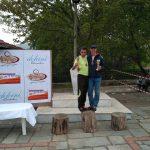 Γκαραβέλας-Σιαμόγλου του ΣΔΥ Κοζάνης και Ορφανίδου, νικητές στην Ποντινή