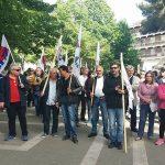 kozan.gr: Η πρωτομαγιάτικη συγκέντρωση του ΠΑΜΕ, στο παλαιό πάρκο, στην Πτολεμαΐδα  (Φωτογραφίες & Βίντεο)