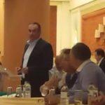 Γ. Αδαμίδης, πριν λίγο, στην έναρξη εργασιών του 38ου Συνεδρίου της ΓΕΝΟΠ/ΔΕΗ: «Η πραγματικότητα είναι ότι ο Όμιλος ΔΕΗ χάνει περιουσιακά στοιχεία  αρκετών δις ευρώ έναντι ενός πολύ μικρού τιμήματος» (Bίντεο)