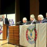 Χαιρετισμός του Πάρι Κουκουλόπουλου στο 18ο Πανελλήνιο Συνέδριο της AHEPA HELLAS Περιφέρεια D-25 στην Κοζάνη