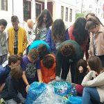 "kozan.gr: Καπάκια από τους μαθητές του δημοτικού σχολείου ""Χαρισίου Μούκα"" (Φωτογραφίες)"