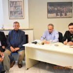 Σύσκεψη του Π.Ρήγα  με ΝΕ και ΟΜ Κοζάνης, βουλευτές και στελέχη του ΣΥΡΙΖΑ Κοζάνης