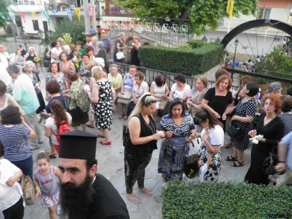kozan.gr: Τελέσθηκε Μέγας Πανηγυρικός Εσπερινός στον Ιερό Ναό των Αγίων Αναργύρων Κοζάνης (Φωτογραφίες)
