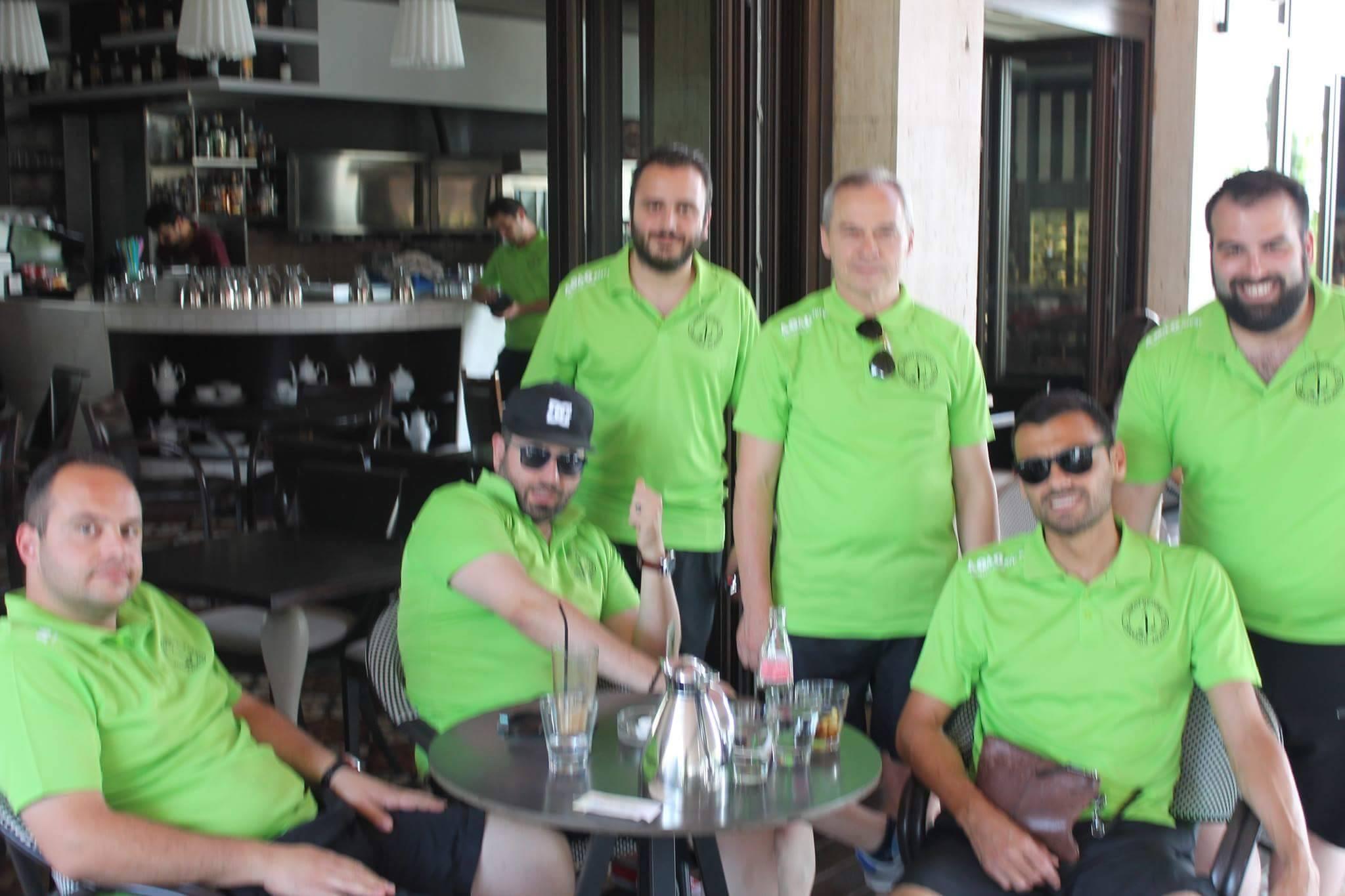Αναχώρησε για το Αγρίνιο η αποστολή της ποδοσφαιρικής ομάδος του Δικηγορικού Συλλόγου Κοζάνης (Φωτογραφίες)