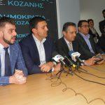 kozan.gr: Β. Κικίλιας, από την Κοζάνη, για την ΔΕΗ: «Οι κύριοι (κυβέρνηση) μέσα σε δυόμιση χρόνια οδήγησαν την μεγάλη εταιρεία σε αδιέξοδο και κίνδυνο. Ψάχνει να βρει δάνεια να πληρώσει. Είναι στον «αέρα» ένα χωριό και λύσεις δεν έχω ακούσει» (Βίντεο)