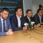 kozan.gr: Β. Κικίλιας από την Κοζάνη: «Δεν πρόκειται να γίνει καμιά απόλυση δημόσιων υπαλλήλων. Πιστεύουμε στην αξιολόγηση. Όπως υπάρχει αξιολόγηση στον ιδιωτικό τομέα, πρέπει να υπάρχει παντού». «Καρφιά» για διάφορα μεγάλα συμβόλαια εργαζομένων της ΕΡΤ. «Σε αυτό το μέγεθος η ΕΡΤ είναι μη βιώσιμη» (Bίντεο)