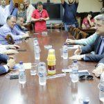 Ομόφωνη πρόταση των τεσσάρων Περιφερειαρχών της Βόρειας Ελλάδας προς την κυβέρνηση για το θέμα των διοδίων στην Εγνατία Οδό: «Να μη λειτουργήσει, ούτε να κατασκευαστεί νέος σταθμός διοδίων, μέχρι την εφαρμογή του αναλογικού συστήματος χρέωσης»