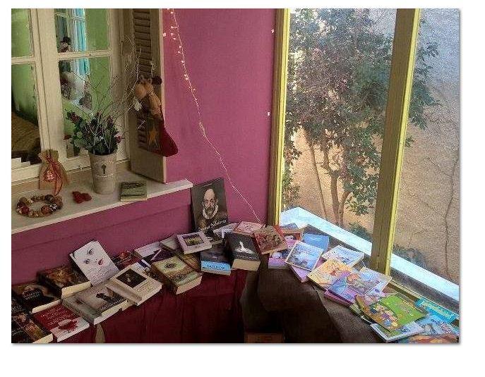 ΑΡΣΙΣ-Κοζάνης: Χάρισε ένα βιβλίο στο Αντιρατσιστικό Φεστιβάλ Κοζάνης