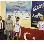 11η Διεθνή Κολυμβητική συνάντηση ΑμεΑ: Διπλή επιτυχία για το Ζάμπακα Αστέριο από τη Λευκοπηγή Κοζάνη