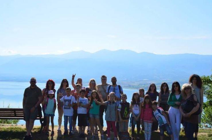 Με επιτυχία ολοκληρώθηκε το Πρόγραμμα συνεκπαίδευσης του Δημοτικού Σχολείου Ακρινής με το Ειδικό Σχολείο Κωφών και Βαρηκόων Λυκόβρυσης Πεύκης -Αθήνας