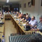 Ο ΣΠΑΡΤΑΚΟΣ θα είναι πάντα παρών στις εξελίξεις, είτε το θέλουν είτε δεν το θέλουν κάποιοι – Το σωματείο θα ζητήσει την άμεση σύγκλιση του Συντονιστικού Οργάνου ενόψει της επίσκεψης Τσίπρα  Σε διαρκή συνεδρίαση το Δ.Σ