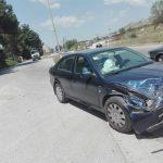 kozan.gr: Τροχαίο ατύχημα, με σύγκρουση δύο αυτοκινήτων, κοντά στο στρατόπεδο Ρωμανέλη στην Κοζάνη (Bίντεο & Φωτογραφίες)