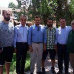 Συνάντηση με τον Υπουργό Νίκο Παππά είχαν οι εκπρόσωποι του Σωματείου Euromedica Δυτικής Μακεδονίας