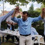 Ο χορός του Νίκου Παππά στην Ποντοκώμη (Φωτογραφίες)