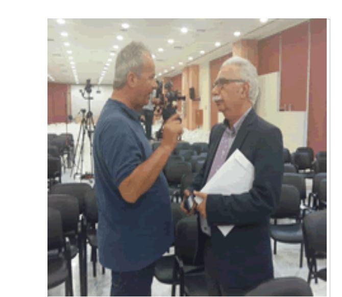 Αντιπροσωπεία της Ε.Ε.Τ.Ε.Μ. συνάντησε, στην Κοζάνη, τον Υπουργό Παιδείας Κ. Γαβρόγλου