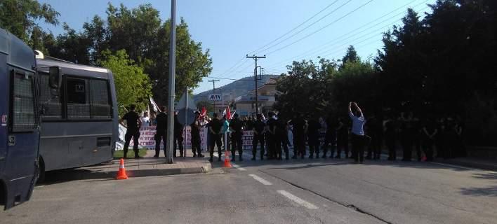 Η ΝΔ για τα επεισόδια στην Κοζάνη: Ο Τσίπρας εισπράττει τα επίχειρα της αναξιόπιστης πολιτικής του
